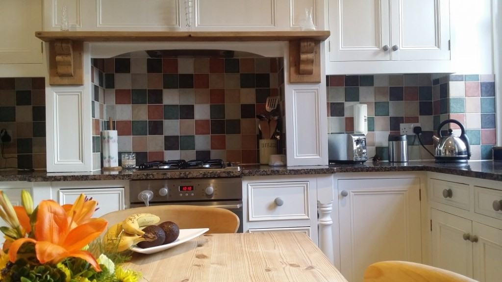 Painted Pine Kitchen in Nottingham