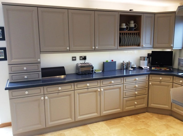 Painting Oak Kitchen Doors Furniture Painterhand Painted Kitchens Furniture And Interiors