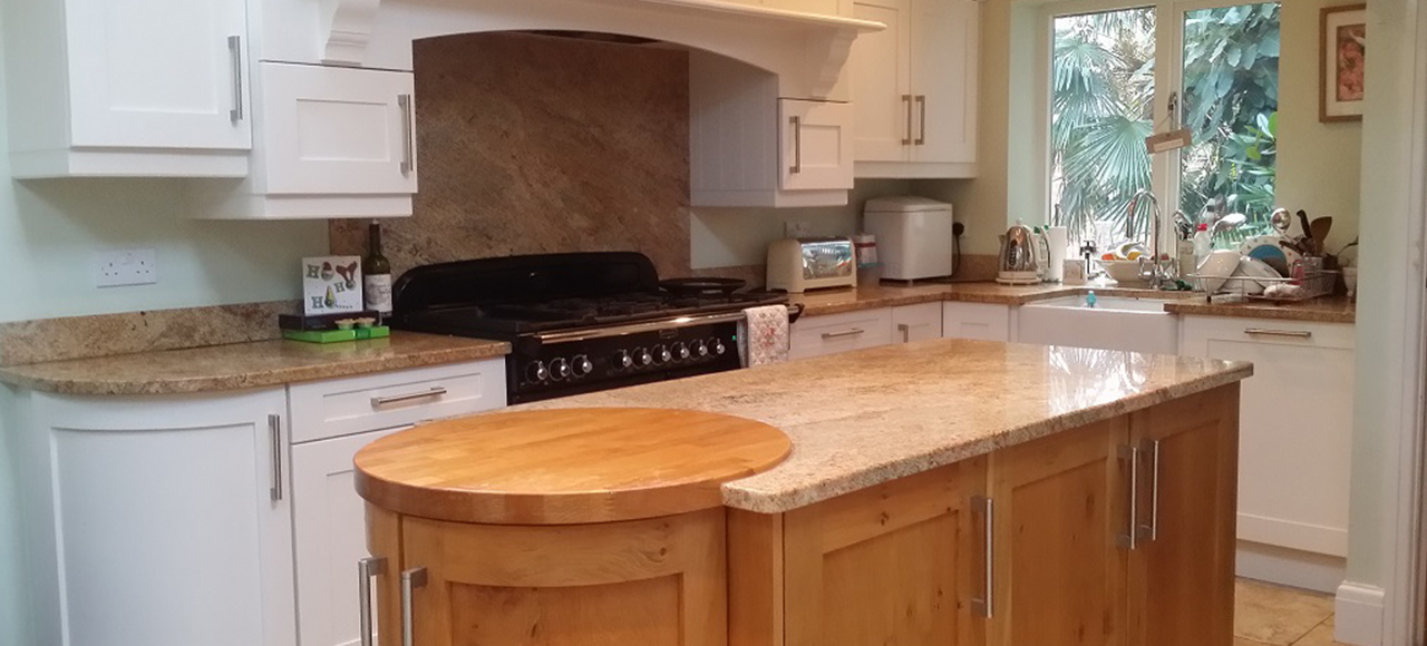 Professional Kitchen painters Sheffield South Yorkshire on