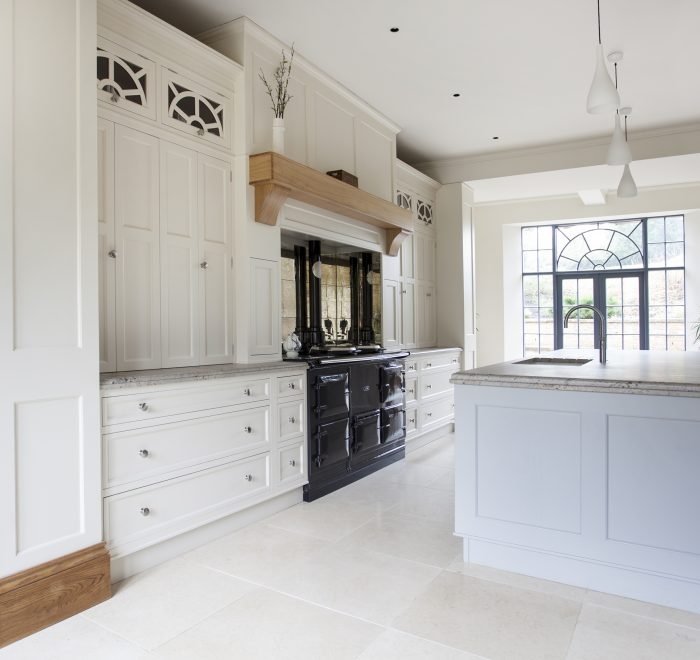 Kitchen cabinet painter Nottingham