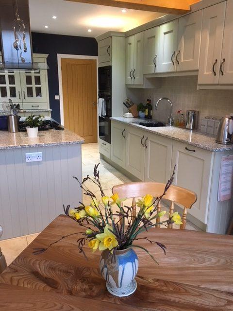 Kitchen painter Sheffield