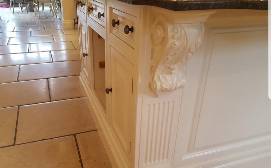 Kitchen Painter Nottingham, kitchen cabinet Painter, Russ Pike Interiors