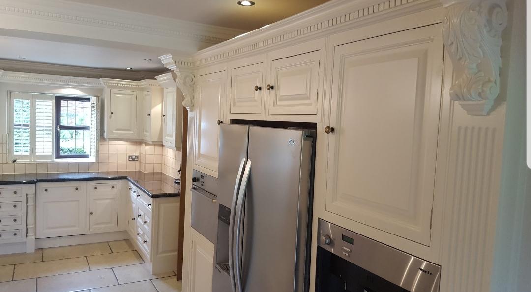 Kitchen Painter Nottingham, Russ Pike Interiors