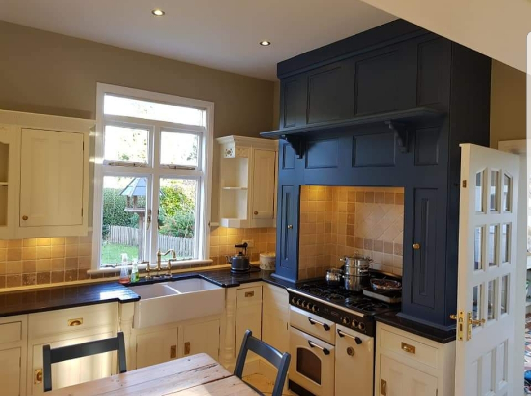 painting kitchen cupboards Nottingham
