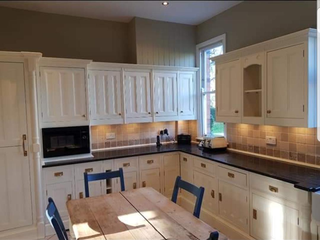 kitchen painter Nottingham