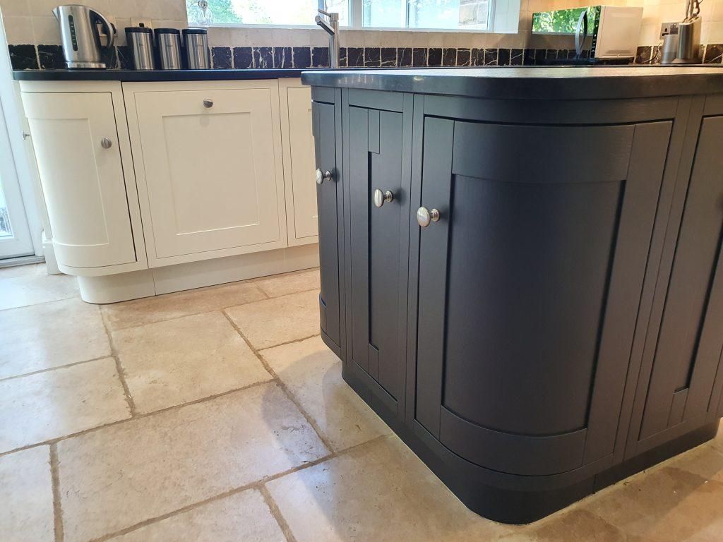 painted kitchen sheffield