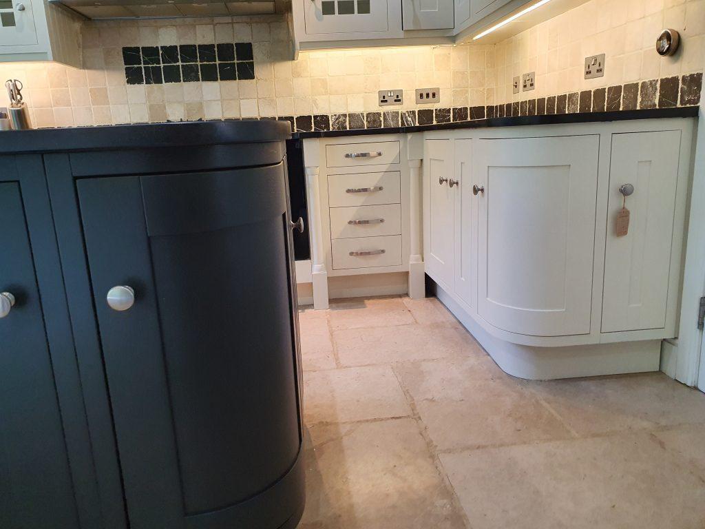 hand painted kitchen sheffield